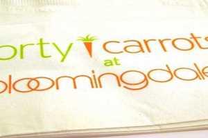 40 carrots