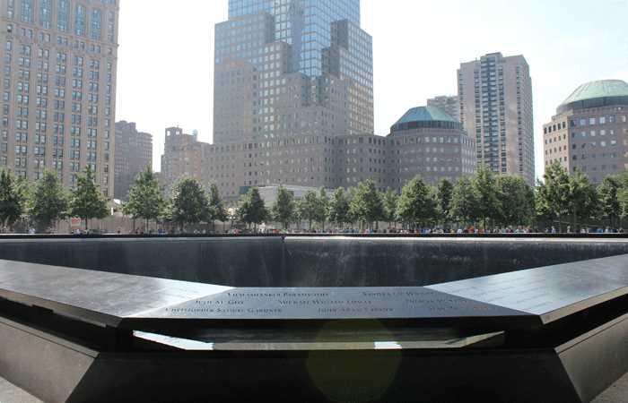 visiter le 9/11 mémorial