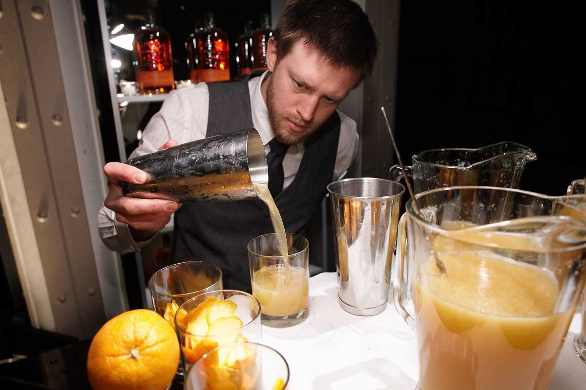 The Manhattan Cocktail Classic : cocktails à New York !