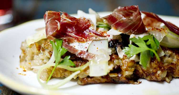 Restaurant espagnol new york : Tertulia