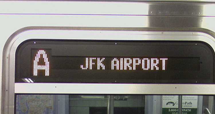 Aéroport JFK à Manhattan