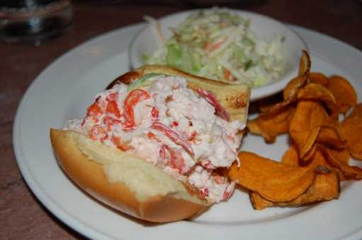 Grand Central Oyster Bar – Lobster Roll