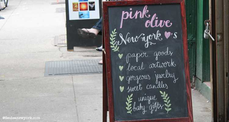 Pink Olive