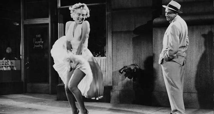 Grille Marilyn Monroe
