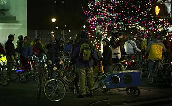 New Year's Eve Ride & Outdoor After Party