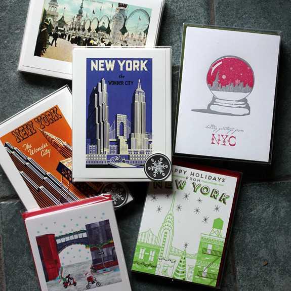 papeterie à New York