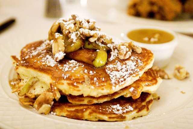 Les meilleurs pancakes de New York