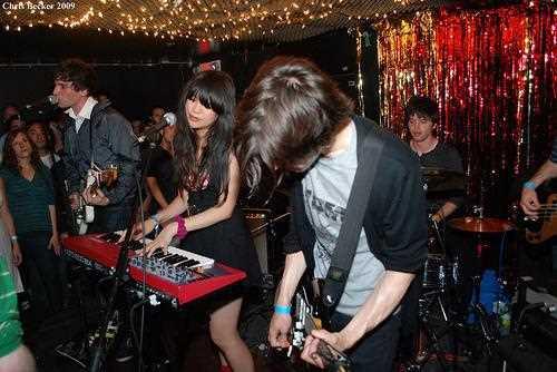 Cake Shop : musique en live à New York