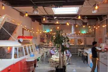 Tacombi : restaurant mexicain a new york