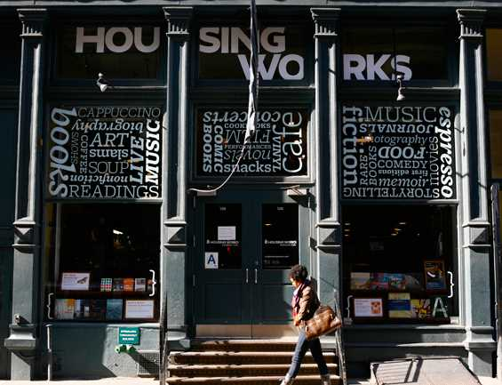Housing Works Bookstore Cafe