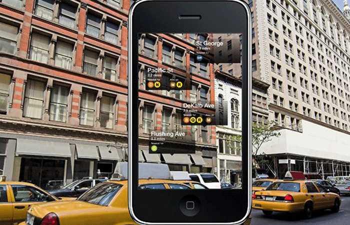applications smartphone new york