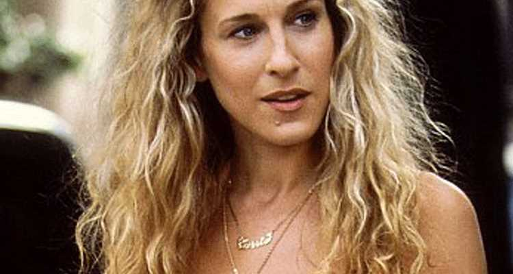 collier carrie bradshaw