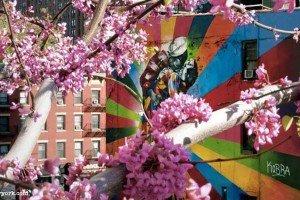 Balade sur la High Line