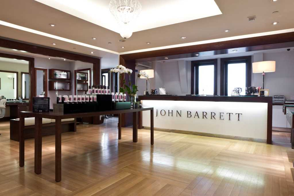 une coiffure de star chez john barrett salon new york. Black Bedroom Furniture Sets. Home Design Ideas