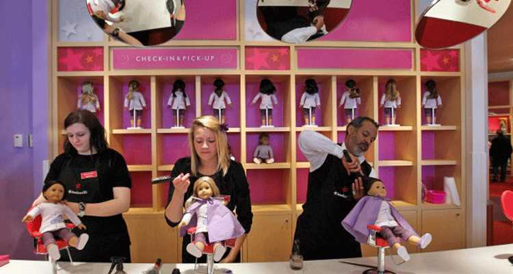 american girl new york