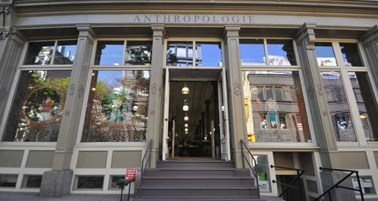 Anthropologie New York
