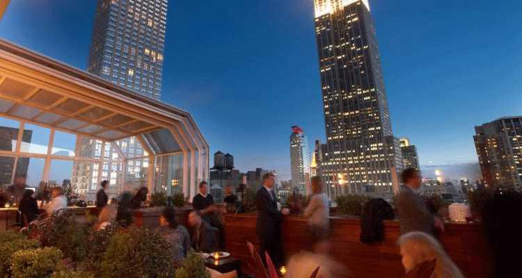 rooftop new york