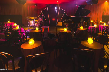 Manderley Bar jazz à New York