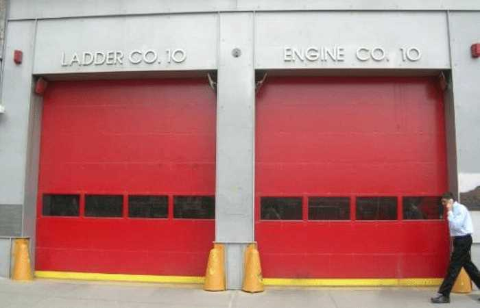 FDNY FIRE ZONE new york