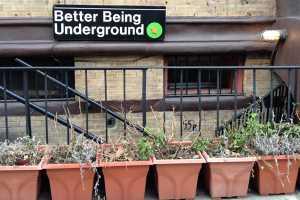 Better Being underground new york