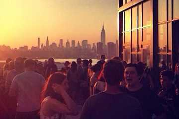 The Ides rooftop new york