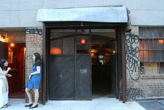 Smith & Mills : brunch à Tribeca