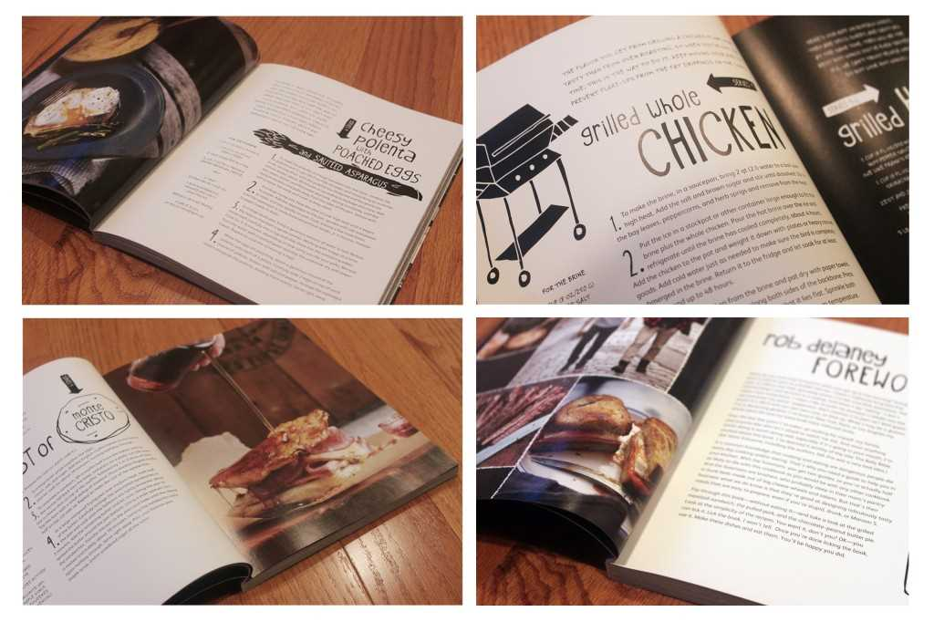 This is a CookBook: recettes américaines