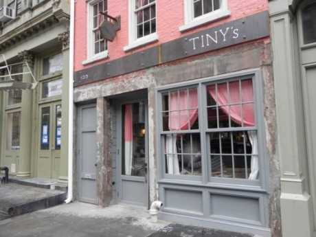 Tiny's and the Bar Upstairs, brunch à New York