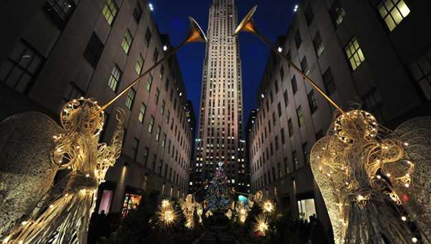 Réservez votre voyage pour le Nouvel An à New York