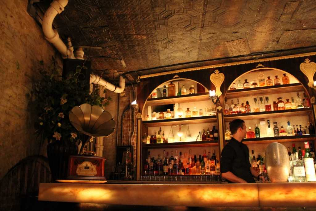 Bar secret de New York