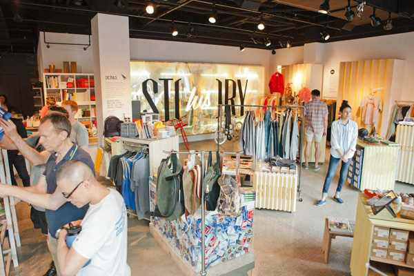 Story, concept store New York