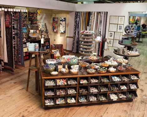 Anthropologie New York : boutique de déco
