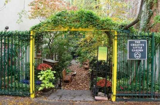The Creative Little Garden