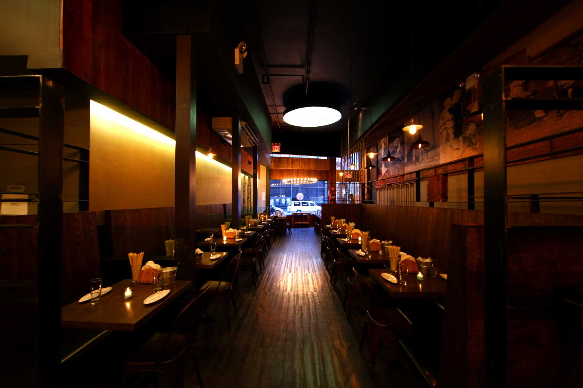 Barn Joo : un restaurant coreen new york