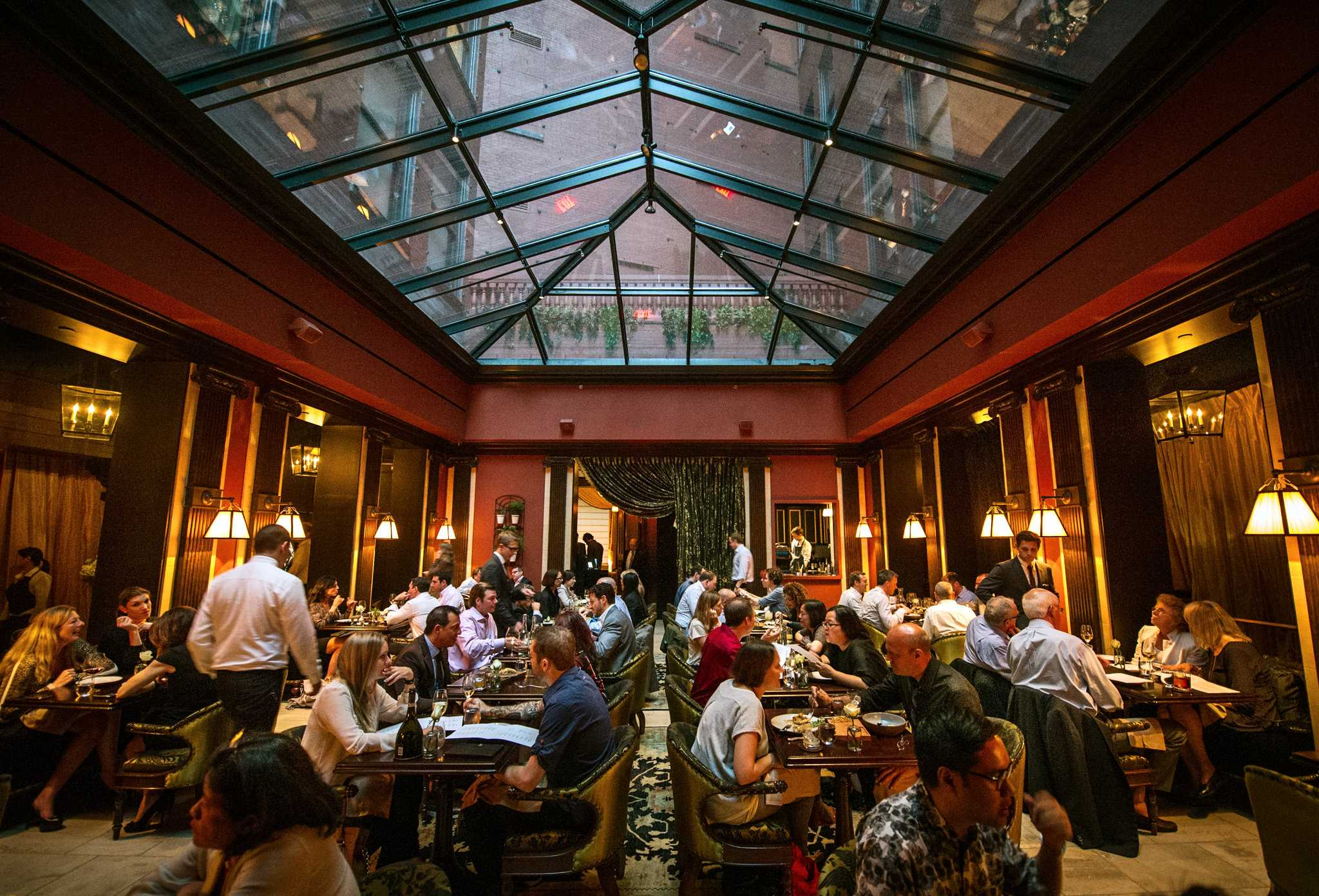 The Nomad Restaurant, restaurant chic de New York