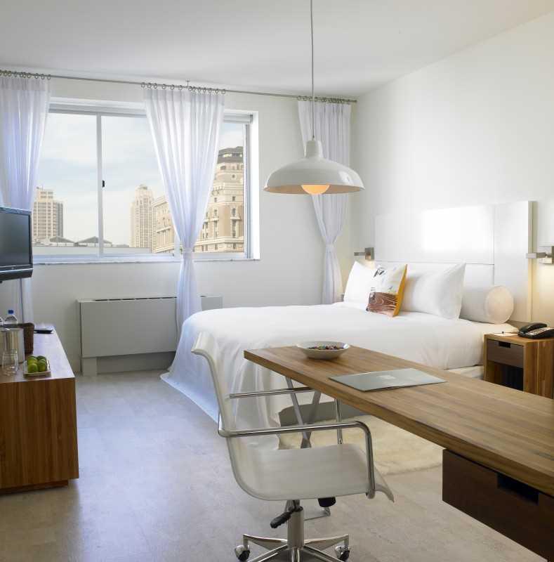Nu Hotel : hôtel de Broolyn