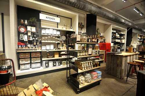 West Elm : boutique de déco à New York