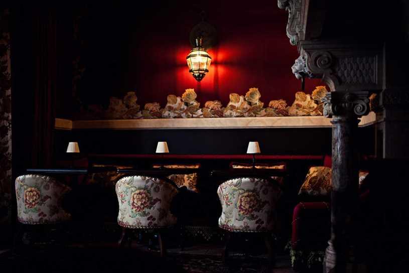 The Nomad Restaurant, restaurant chic de New York