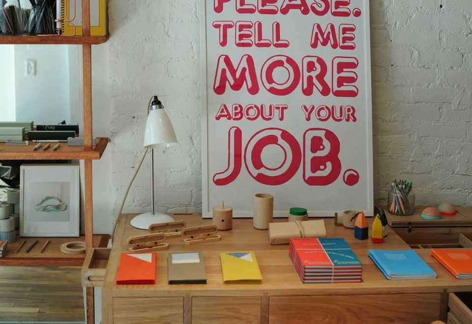 Goods for the Study : une boutique de New York dédié au monde de l'écriture