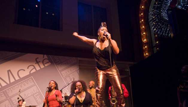 BAM Café : musique en live à Brooklyn