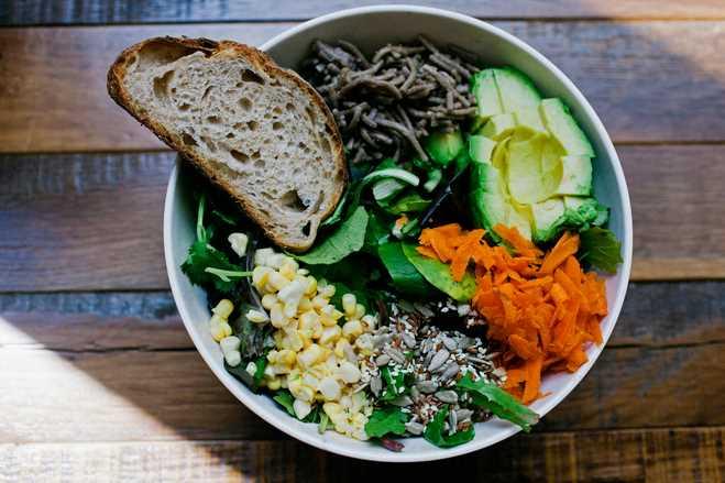 Sweetgreen : salade à new york