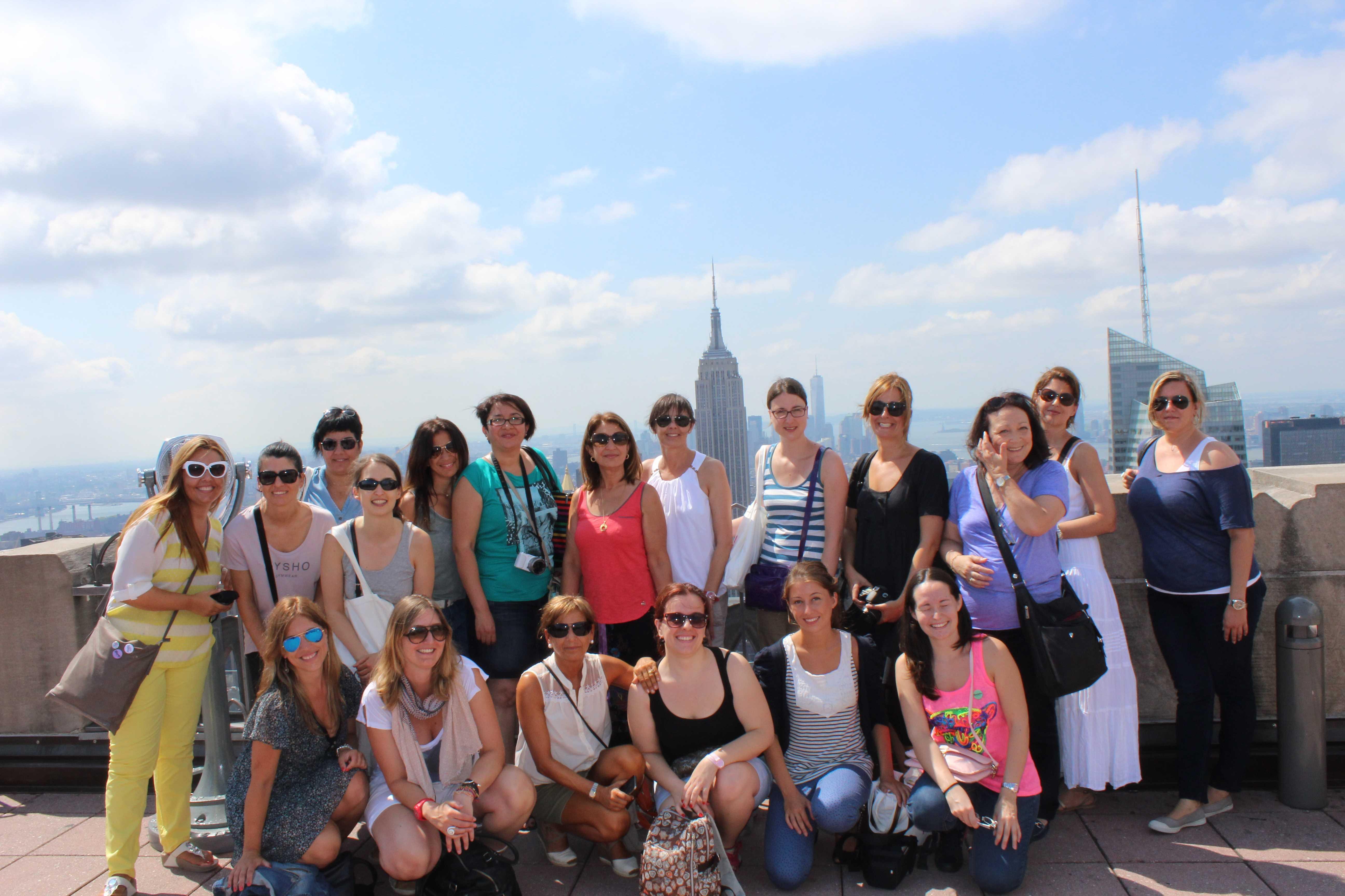 voyage organisé NY
