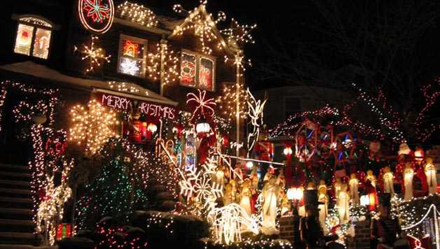Que faire new york en hiver for Les decorations de noel