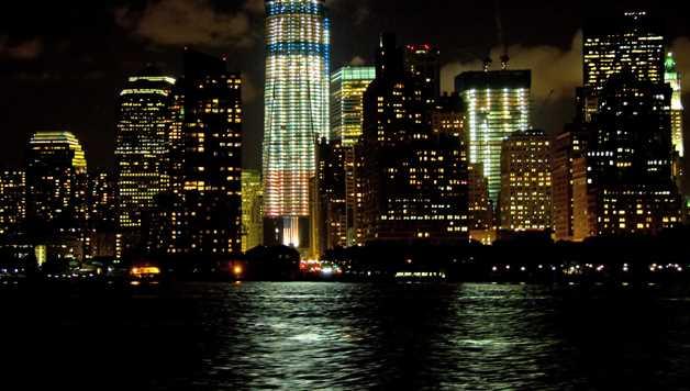 Seul a new york le soir