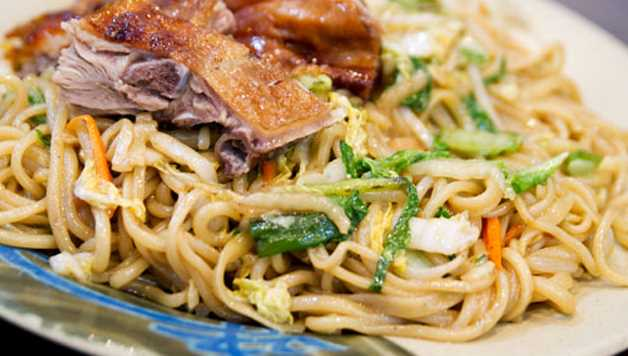 Visiter Chinatown : Tasty Hand Pulled Noodles