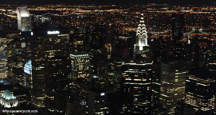 New York le soir