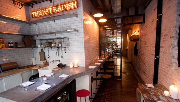 Visiter Chinatown : The Fat Radish