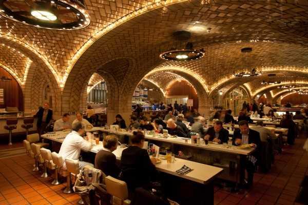 Visiter Grand Central Terminal : Oyster Bar