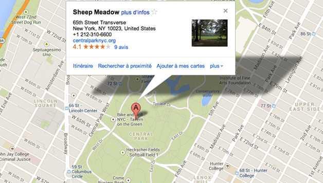 Visiter Central Park : Sheap Meadow