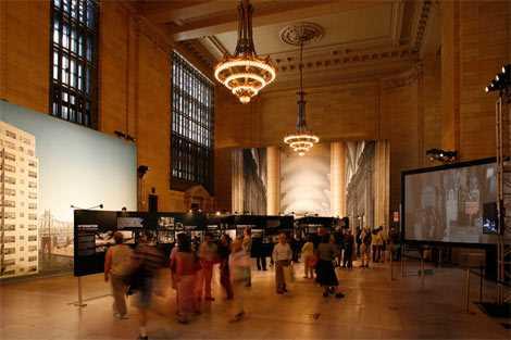 Visiter Grand Central Terminal : événements